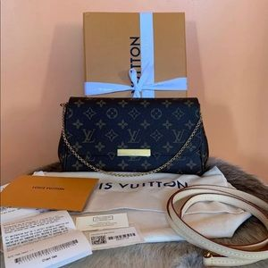 NWT Louis Vuitton Favorite MM